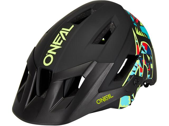 O'Neal Defender 2.0 Helm muerta-black